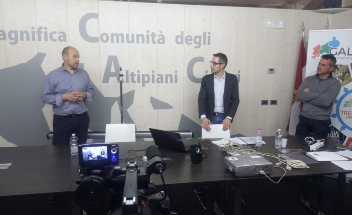 Online i materiali dell'incontro pubblico a Lavarone
