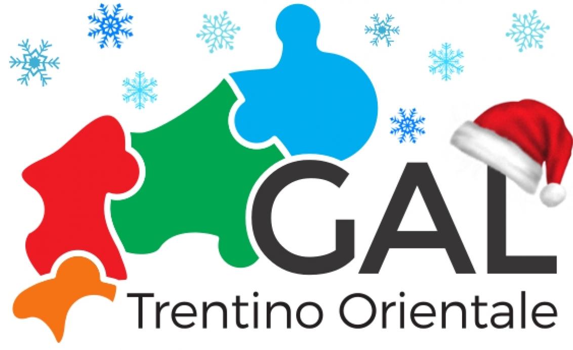 Auguri di un Natale sereno dal GAL Trentino Orientale