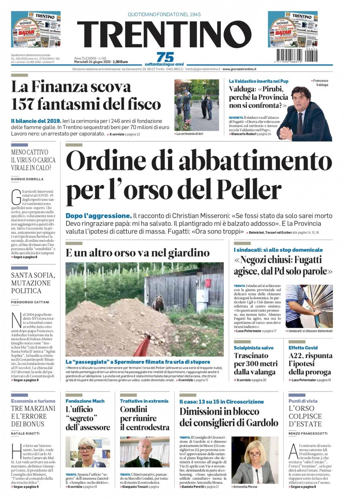 copertina_trentino_24_06_2020