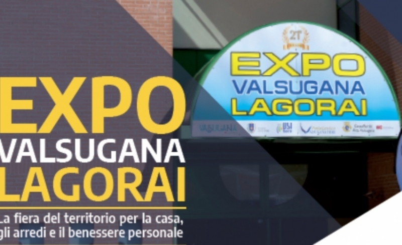 Il GAL partecipa ad Expo Valsugana Lagorai