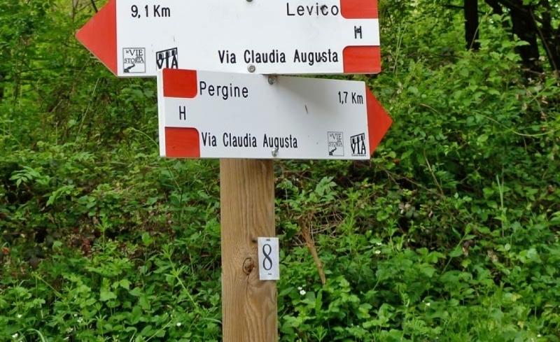 Approvato il progetto per valorizzare la Via Claudia Augusta