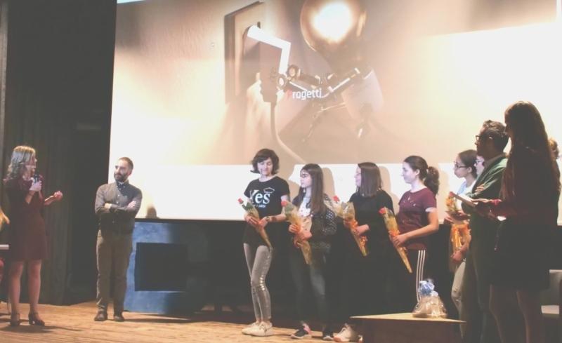 'Creativity School': successo per la serata finale a Borgo