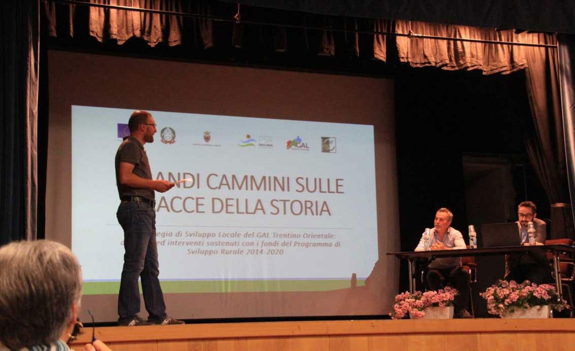 Presentata la strategia del GAL alla comunità dell'altopiano della Vigolana