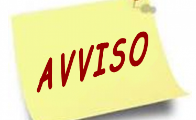 Rinvio sportello decentrato Lavarone 5 marzo 2020